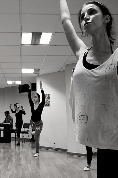 clases fitness ballet septiembre 2020